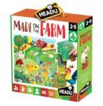 Headu Cum se fac lucrurile la ferma (22359) Puzzle