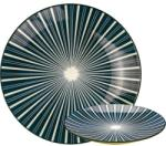 Gusta Sekély tányér, Gusta Out Of The Blue, 26, 5 cm, csíkos