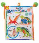 ALEX Insula cu dinozauri - Pentru baie