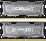 Crucial Ballistix Sport LT 16GB (2x8GB) DDR4 2666MHz BLS2K8G4S26BFSDK