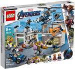 LEGO Super Heroes - Bosszúállók csatája (76131)