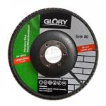 REDCO Ламелен диск за шлайфане на стомана ф125х22 Т29 A80 Glory (WP191258031200)