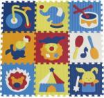 Babygreat - Covoras Puzzle Circul Minunat 92x92 cm (BBS_5002003)