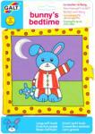 Galt Nagy textilkönyv - Nyuszi aludni készül