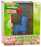 Globo Legnoland: Állatkás fa golyólabirintus GL37107