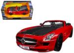 Maisto Mercedes-Benz SLS AMG Roadster 1:24 karbon motorháztetős (31370)