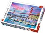 Trefl Golden Gate - San Francisco 2000 piese (27097) Puzzle