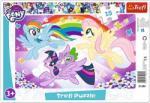 Trefl My Little Pony - Aventură curcubeu - 15 piese (31280) Puzzle