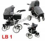 Baby Sportive Legro 3 in 1 Carucior