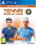 Bigben Interactive Tennis World Tour [Roland-Garros Edition] (PS4) Játékprogram