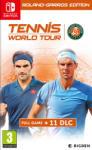 Bigben Interactive Tennis World Tour [Roland-Garros Edition] (Switch) Játékprogram