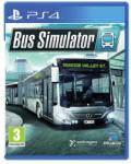 Astragon Bus Simulator (PS4) Játékprogram
