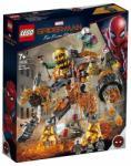 LEGO Super Heroes - Olvasztár csatája (76128)