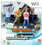BANDAI Family Trainer Extreme Challenge [Dance Mat Bundle] (Wii) Játékprogram