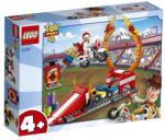 LEGO Toy Story 4 - Duke Caboom kaszkadőr bemutatója (10767)