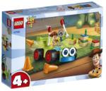 LEGO Toy Story 4 - Woody és az RC (10766)
