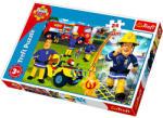 Trefl Pompierul Sam 24 piese (14290) Puzzle