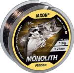 JAXON Monolith Feeder Monofil Feeder Horgász Zsinór 0, 22mm 11kg 150m