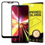 MG sticla securizata Full Glue Super pentru Huawei Mate 20 Lite, Negru