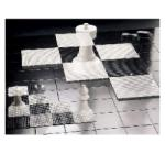 Rolly Toys Rolly Toys: Rolly Kültéri sakktábla lapok, nagy (-218752)