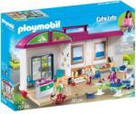 Playmobil Hordozható állatklinika (70146)