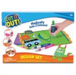 Giochi Preziosi Cut It Out Set de Design 3D