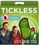 Tickless Human Aparat Repelent Capusele si Purici cu Ultrasunet - Verde