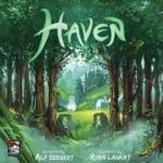 Red Raven Games Haven társasjáték