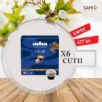 Pachete smart Pachet 6 x Cutii Capsule Lavazza Blue Caffe Crema Lungo