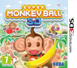 SEGA Super Monkey Ball - 3D (Nintendo 3DS) J�t�kprogram