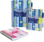Pukka Pad Spirálfüzet A4 Project Book 250 oldal PROBSQA4