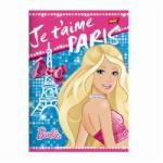 UNIPAP Barbie fashion füzet A5 32 lapos vonalas UN1226V3