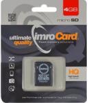 Imro microSDHC 4GB KOM000463