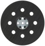 Bosch 2608601065 - Placa de slefuire rotunda cu scai, 115 mm, 8 gauri, compozitie semidura, PEX 11, PEX 115 (2608601065)