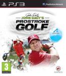 Oxygen John Daly's ProStroke Golf (PS3) Játékprogram