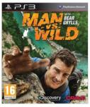 Crave Entertainment Man vs Wild (PS3) Játékprogram