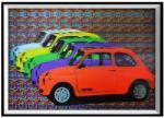 Decorer Tablou decorativ 3D Car 28x38h (BI0241083)