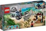 LEGO Jurassic Park - Elszabadult Dilophosaurus (75934)