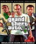Rockstar Games Grand Theft Auto V [Premium Online Edition] (PC) Software - jocuri