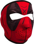 Zan Headgear Full Face Mask Red Dawn