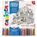 Carioca Set creativ Color & Play Carioca Fantasy
