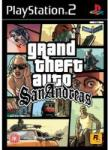 Rockstar Games Grand Theft Auto: San Andreas (PS2) J�t�kprogram