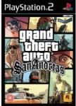 Rockstar Games Grand Theft Auto San Andreas (PS2) Játékprogram