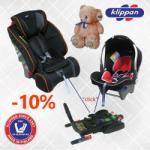 Klippan Comfort Isofix Scaun auto copii