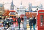 Castorland London Collage - 1000 piese (103140) Puzzle