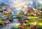 Castorland Springtime Glory - 1000 piese (103171) Puzzle