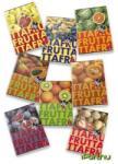Pigna Fruits füzet A5 32 lap vonalas