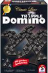 Schmidt Spiele Tripple Domino Classic Line (BG_4040_2) - joacadeweekend