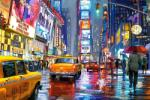 Castorland Times Square - 1000 piese (103911) Puzzle