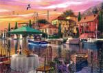 Anatolian Sunset Harbour - 3000 piese (4905) Puzzle